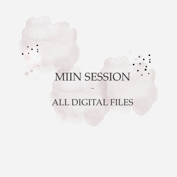 Image of Mini Session - All Digital Files