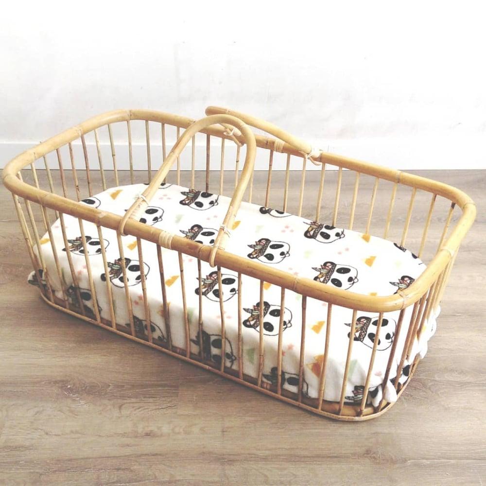 Image of Asas de bambú para cucos