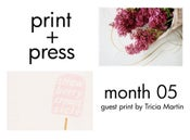 Image of print + press, 05