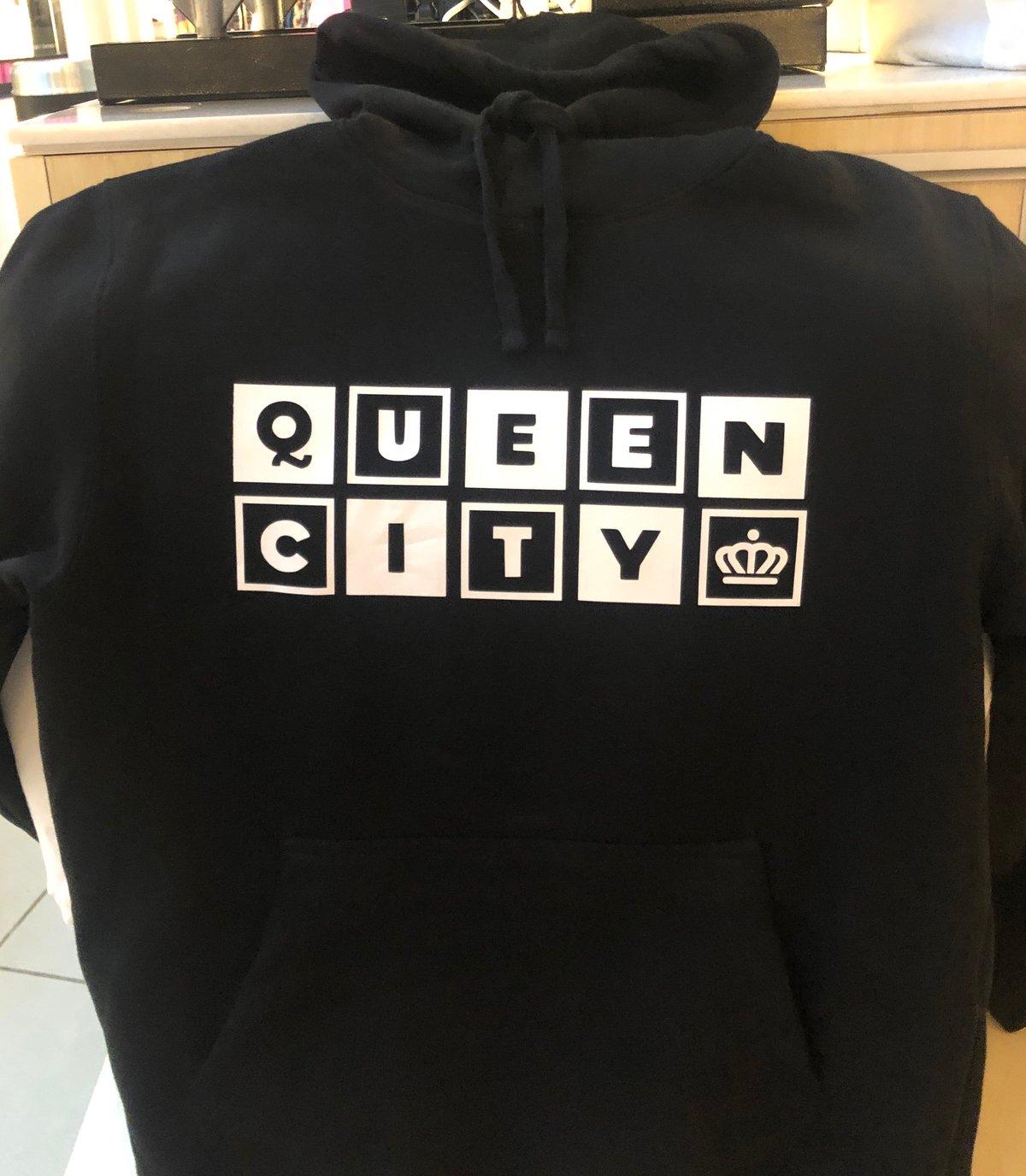 Black Queen City Hoodie