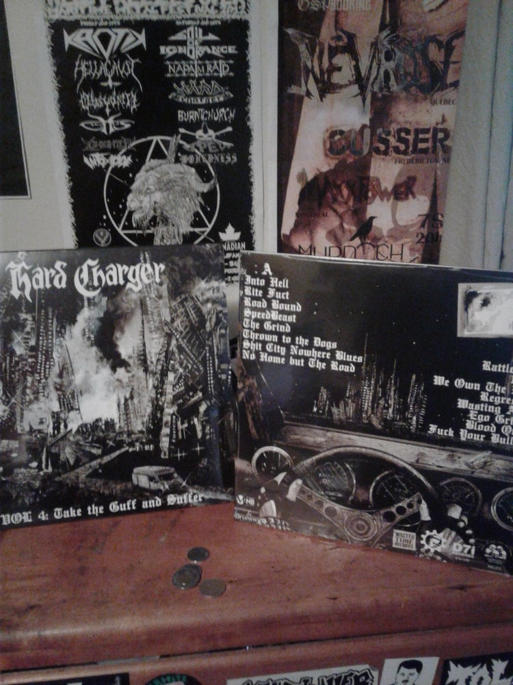 Image of Hard Charger - Vol. 4 : Take The Guff and Suffer