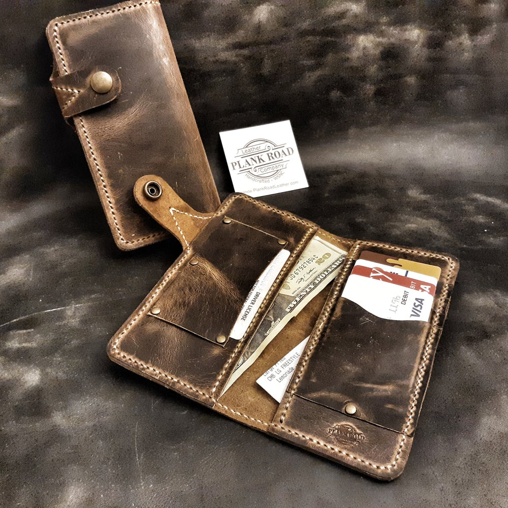 Image of The Winston long wallet