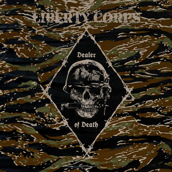 """Image of Liberty Corps """"Dealer of Death"""" LP Limited Edition 99"""