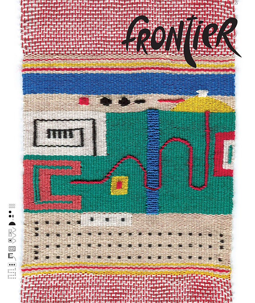 Image of Frontier #19: Hannah Waldron
