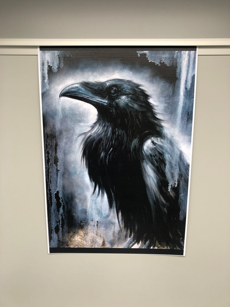 Image of Dreary ( limited print )