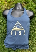 Image of Ladies Tank Top (Racer back) - RISE Triangle