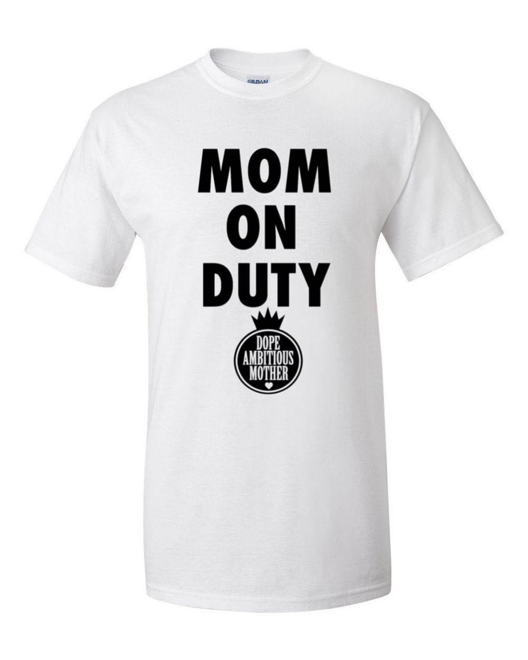 Image of Mom On Duty