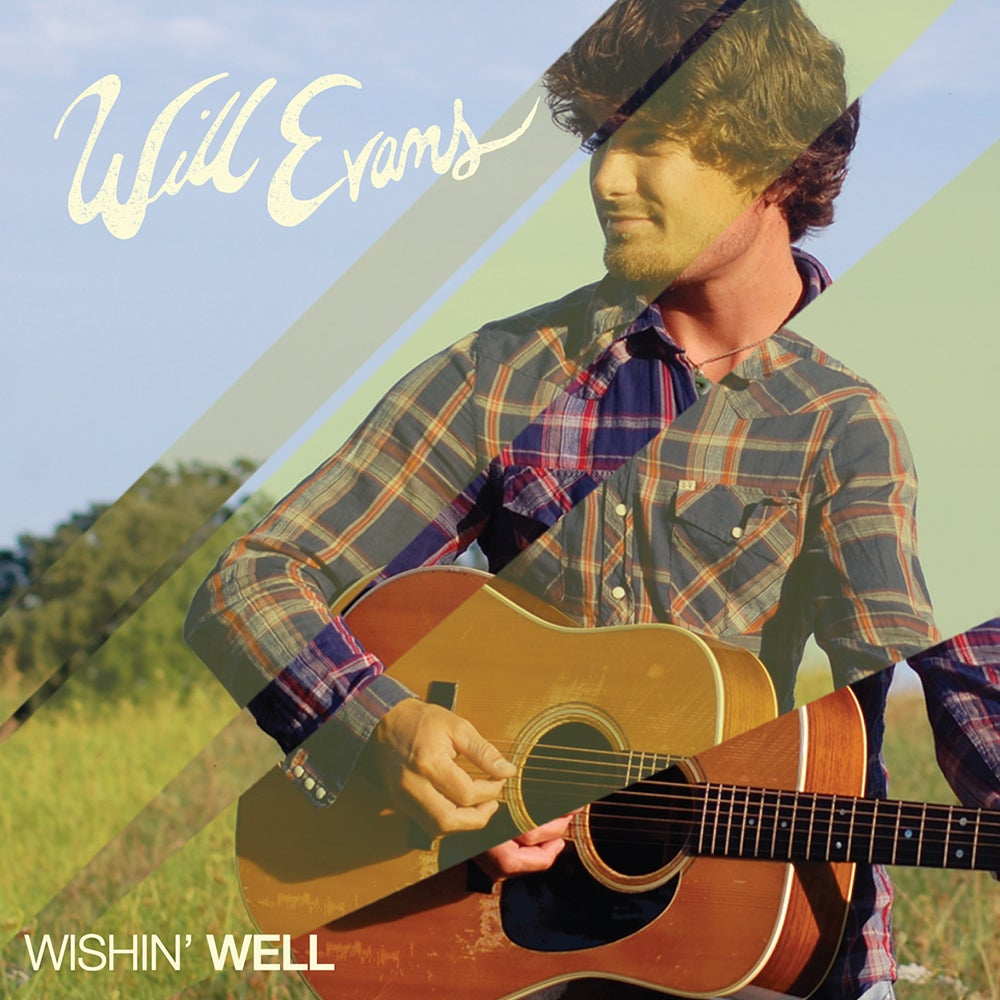 Image of Wishin' Well CD (Signed copy)