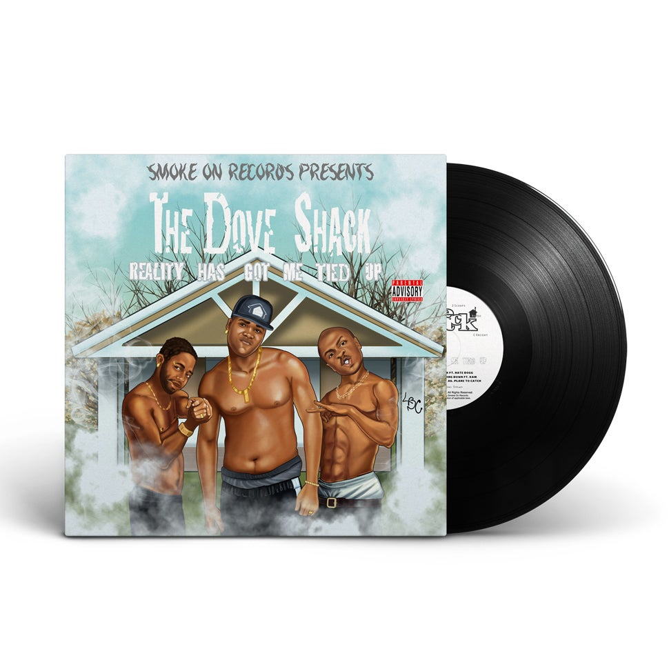 Image of The Dove Shack - Reality Has Got Me Tied Up Vinyl