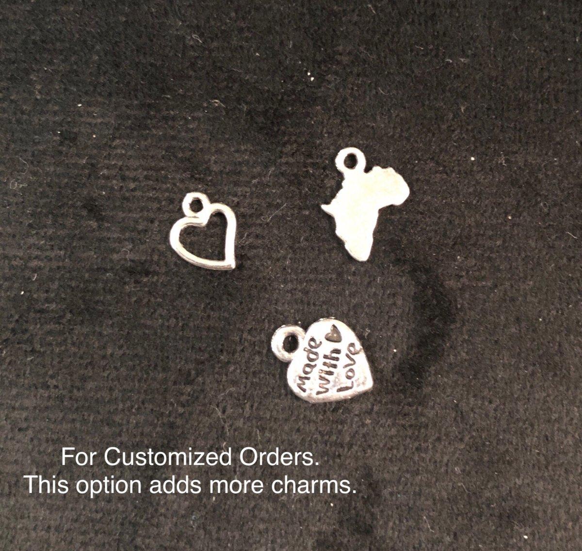 Image of Custom - Mini Charms