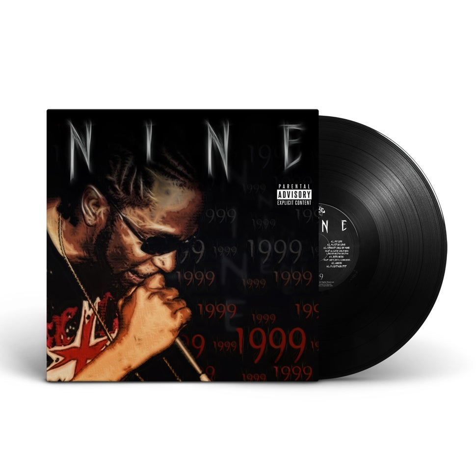 Image of Nine - 1999 Vinyl