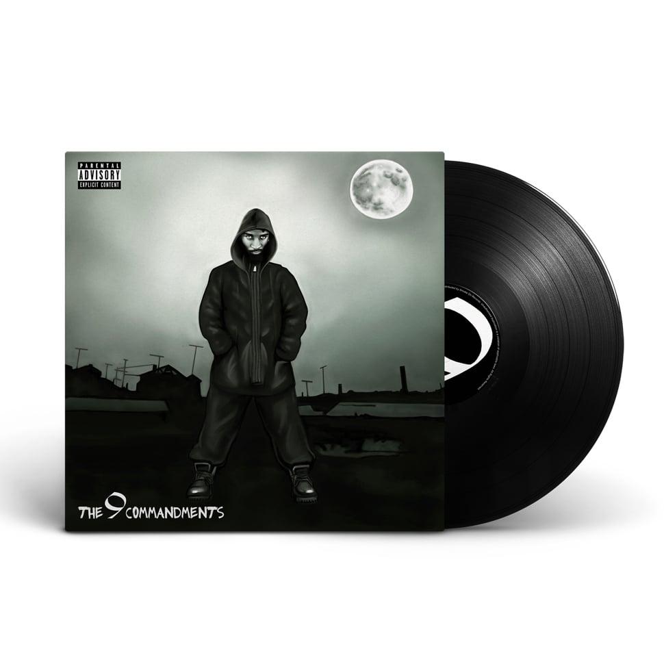 Image of NINE - The 9 Commandments Vinyl