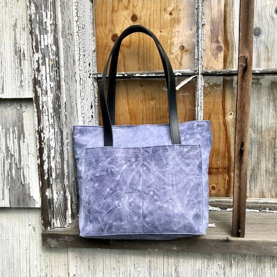 Image of Malaga Tote - lavender