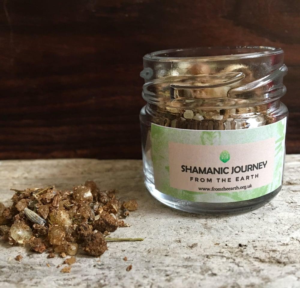 Image of Shamanic journey incense