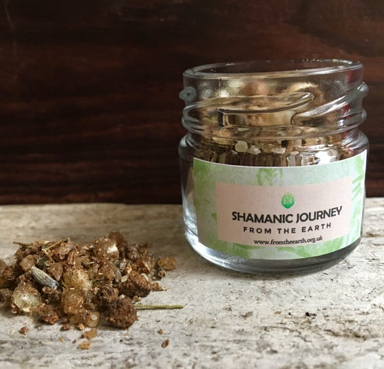 Image of Shamanic journey incense