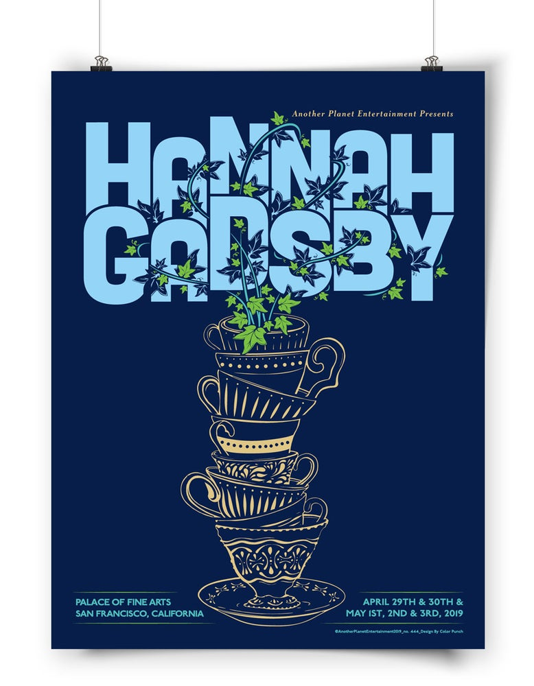Image of Hannah Gadsby Poster