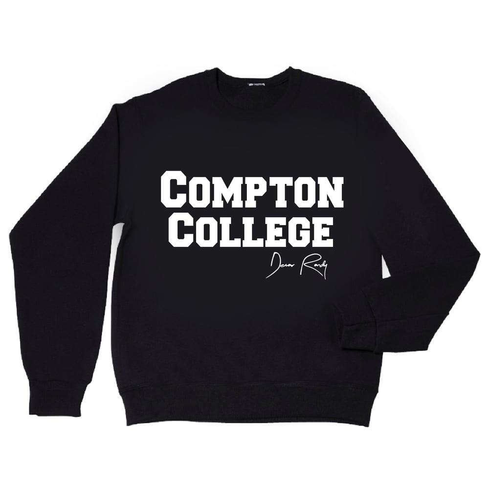 Image of Compton College Crewneck