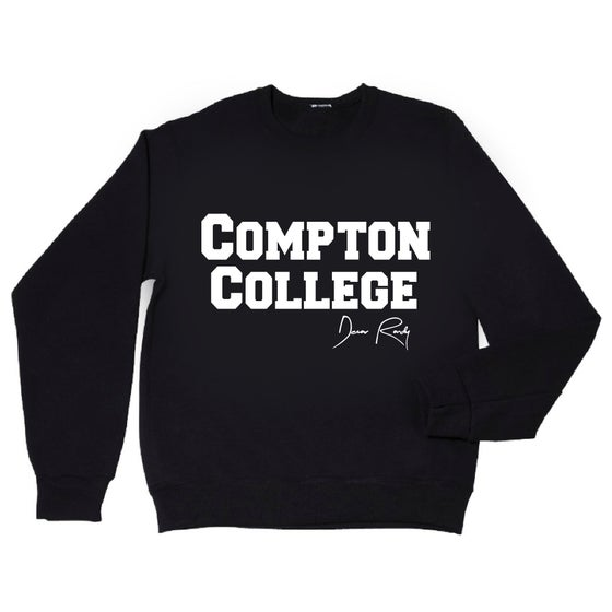 Image of Compton College Crewneck