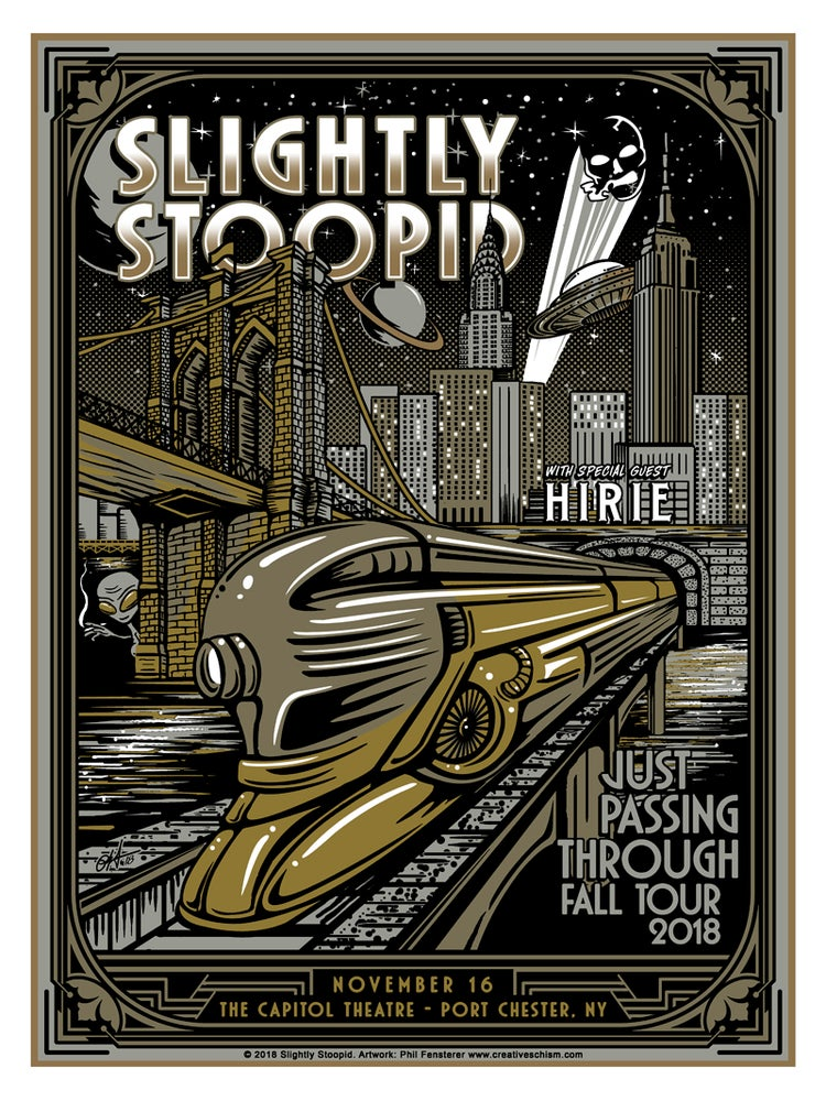 Image of Slightly Stoopid - Port Chester, NY 2018