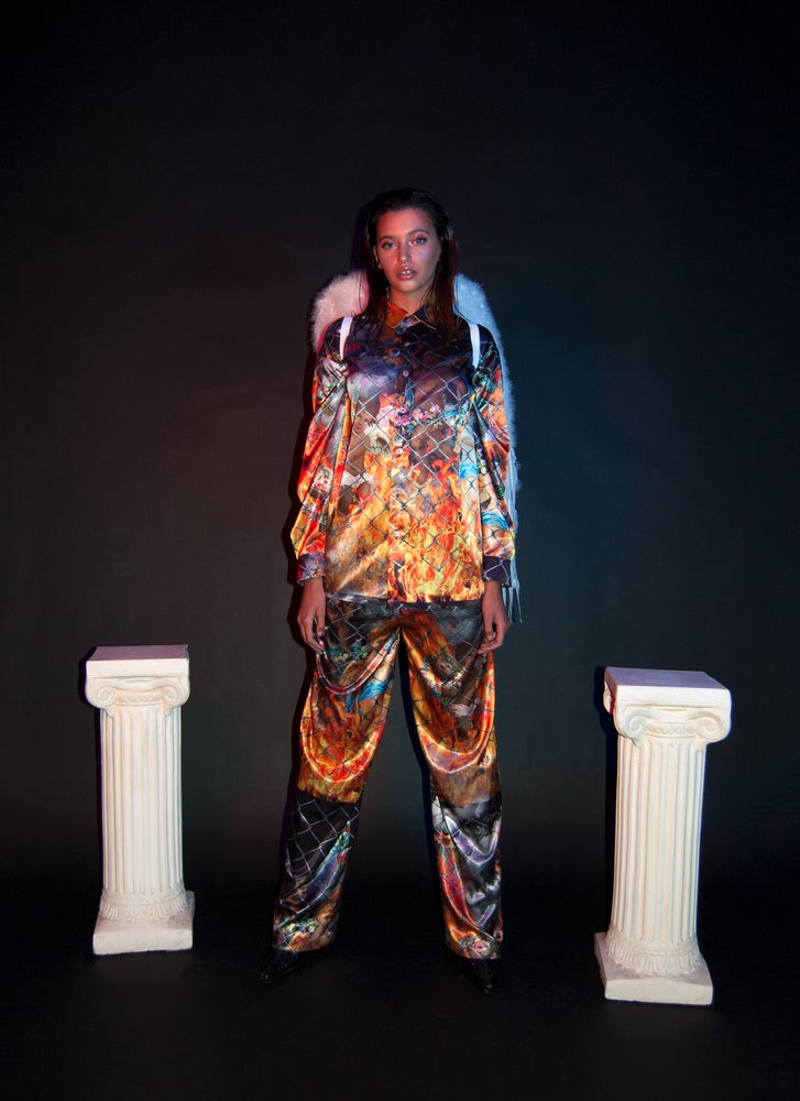 Image of Lost Angels Womens Suit