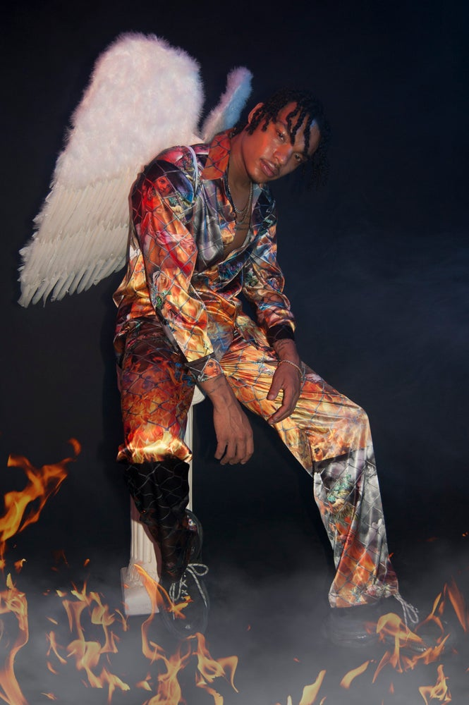 Image of Lost Angels Mens Suit