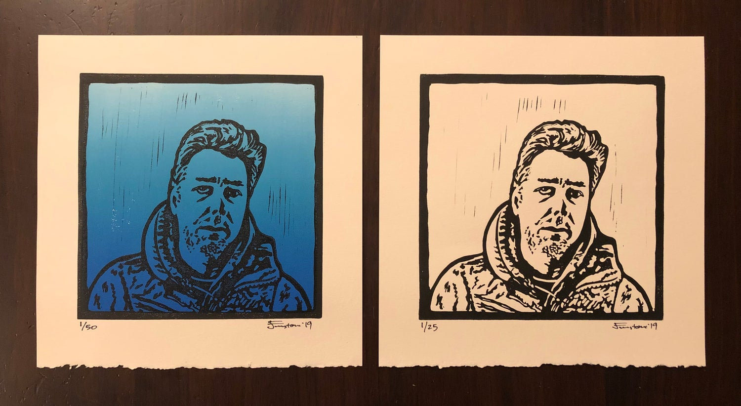 Image of MCA prints