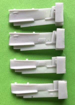 Image of Hawker Hunter Underwing Store Pylons (Airfix)