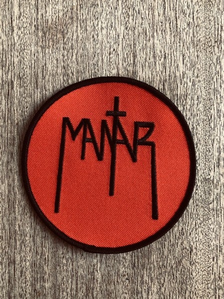 Image of Patch - red