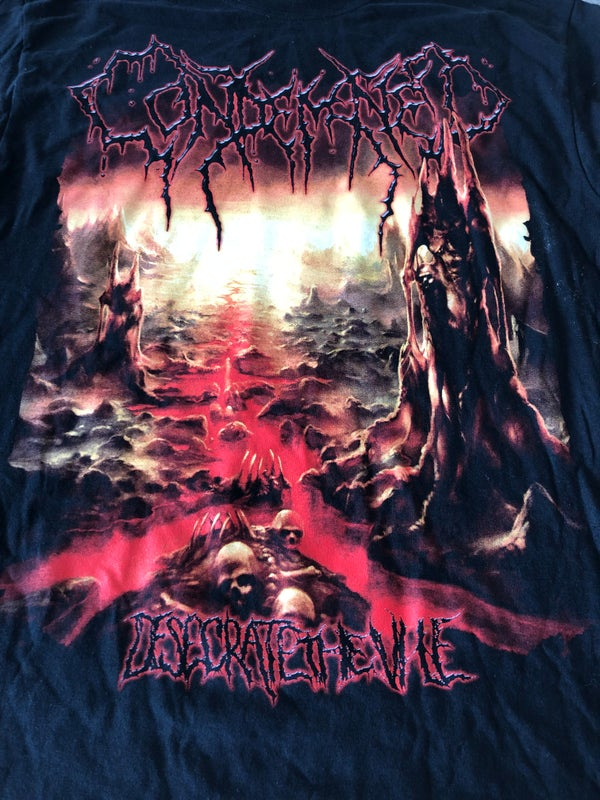 Image of CONDEMNED Desecrate The VIle T-Shirt