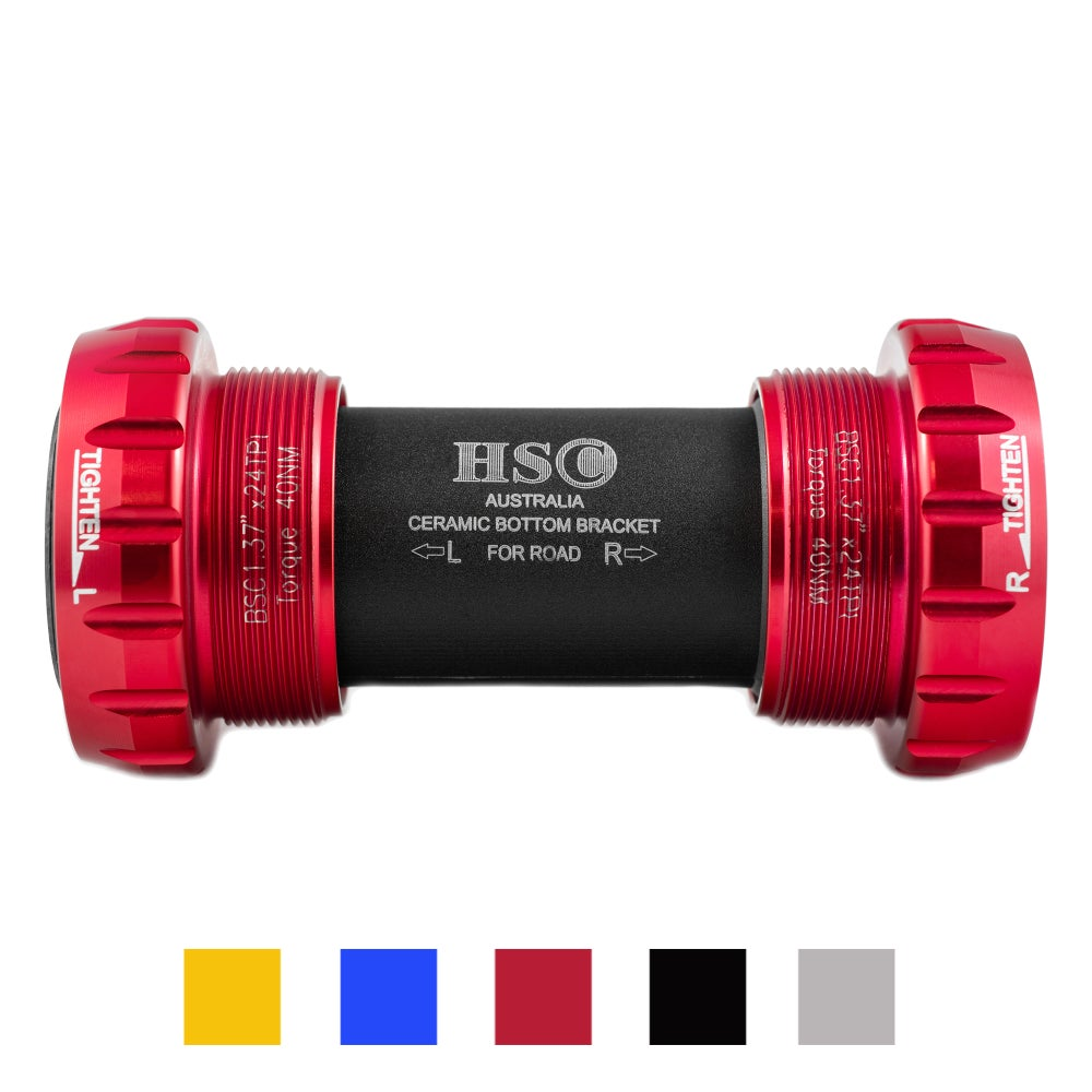 Image of Ceramic Thread Bottom Bracket for Shimano Road