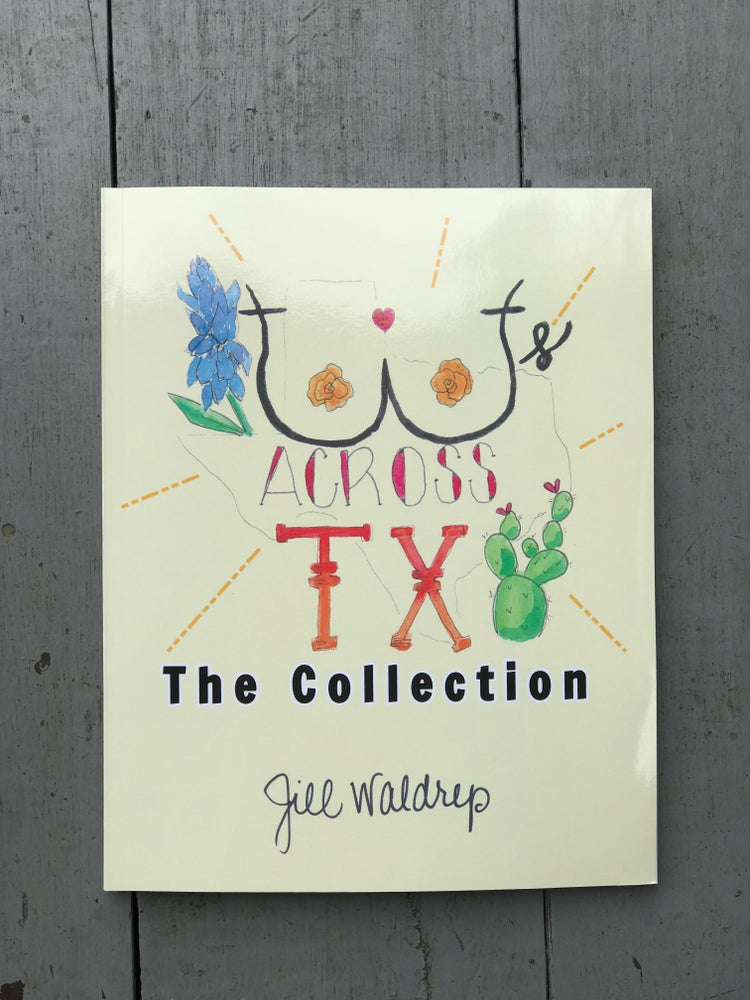 Image of Tits Across Texas: The Collection, a Book