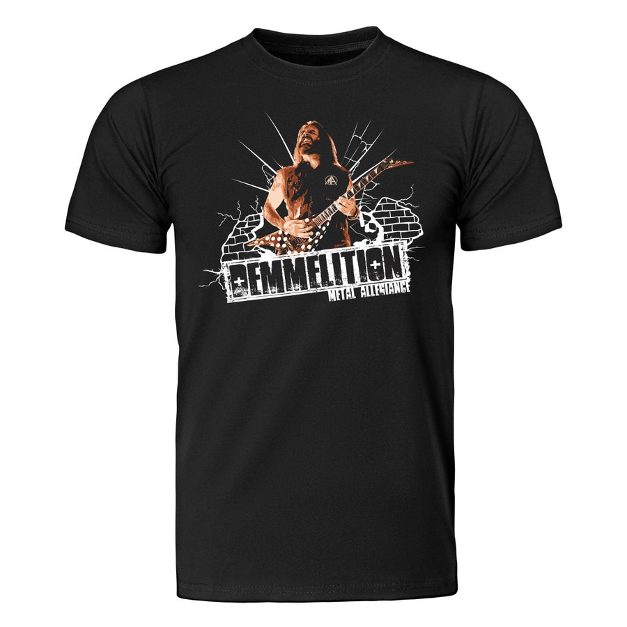 "Image of Phil Demmel ""Demmelition"" T-Shirt"