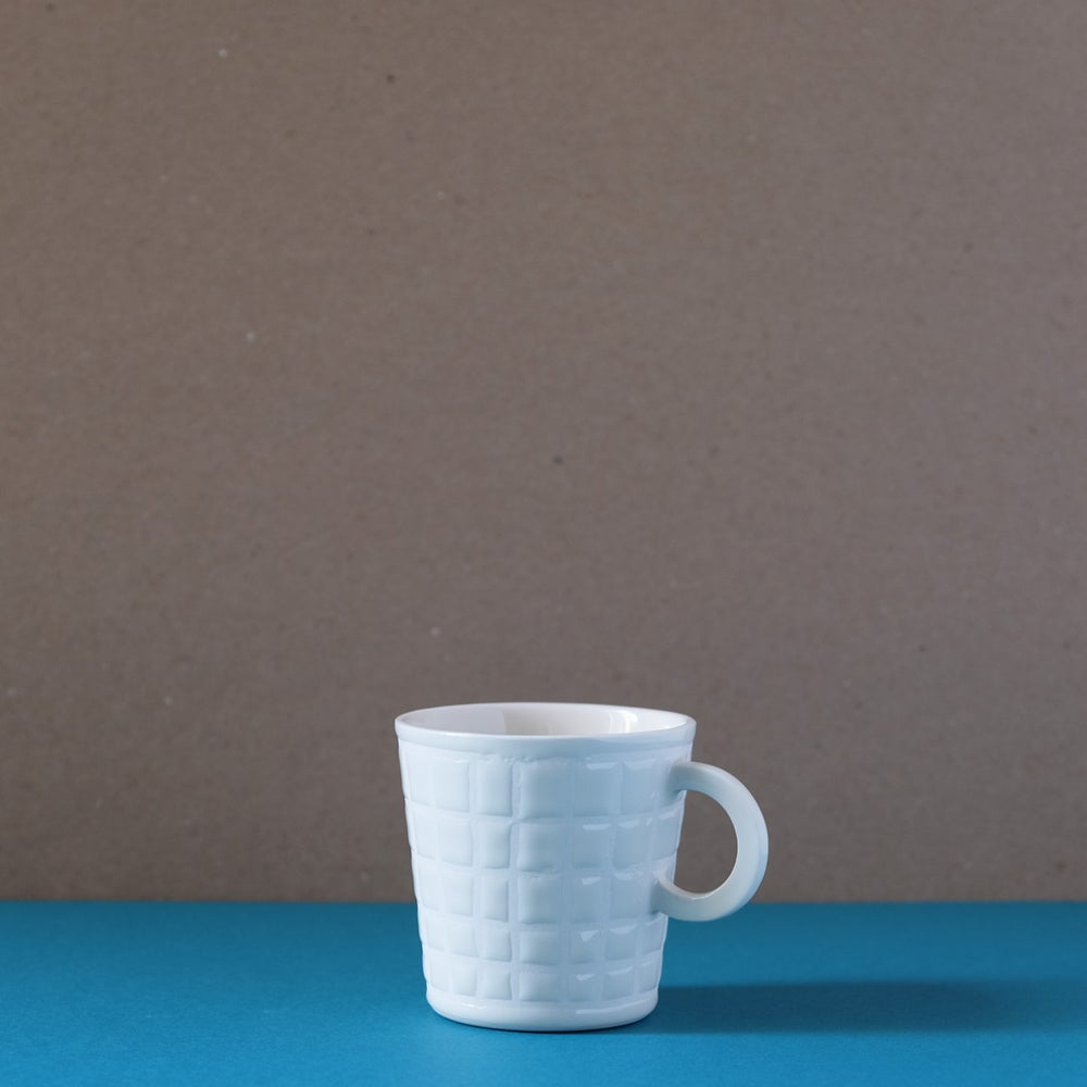 Image of Grid Coffee Cup