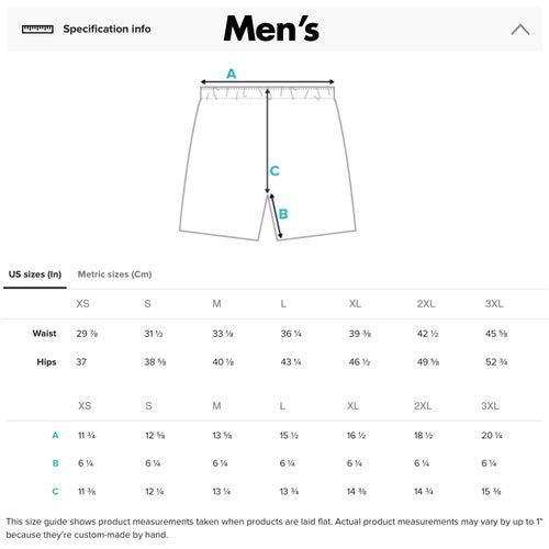 Image of OILR - Men's Short