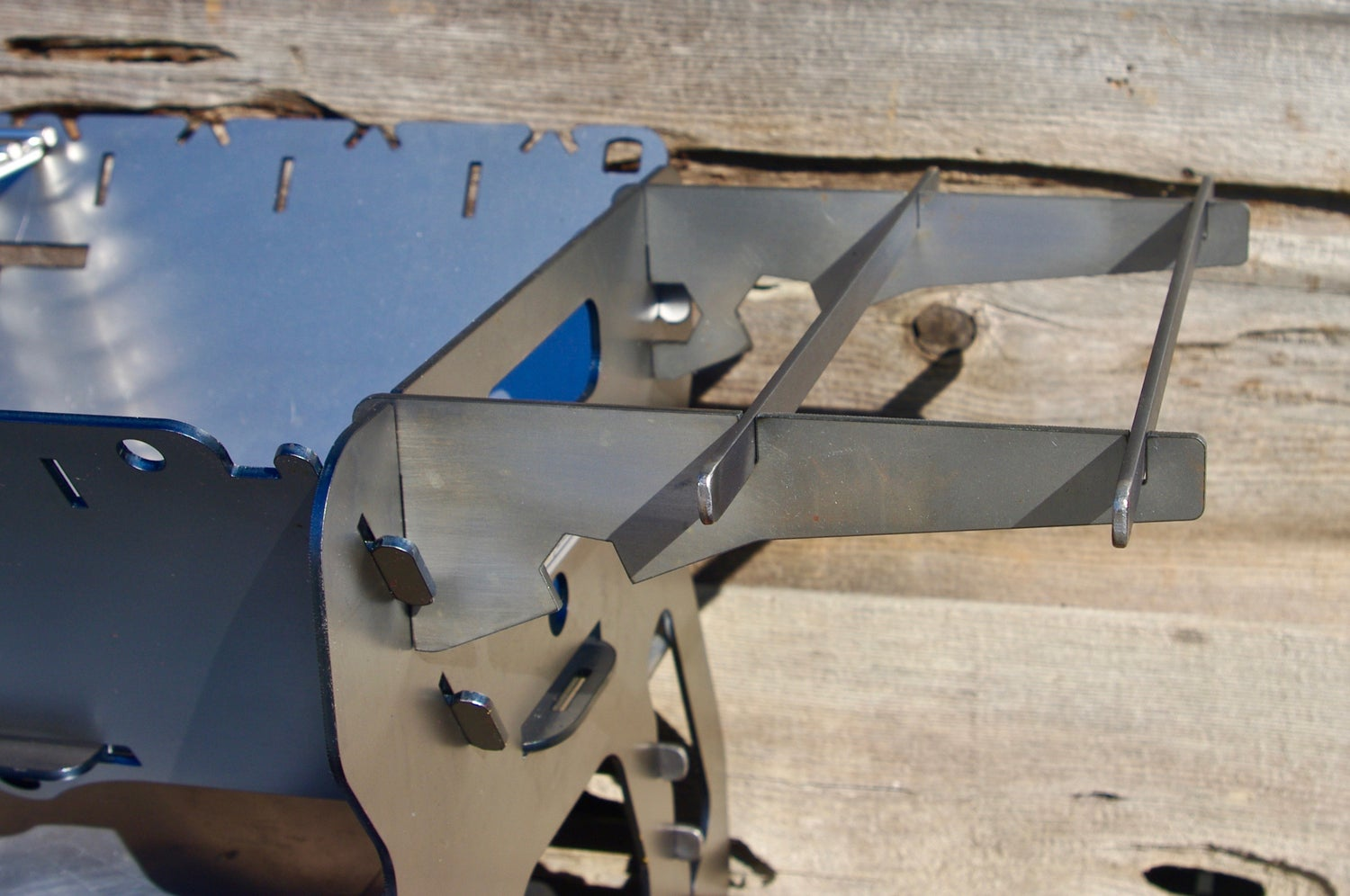 Image of Side Shelves Brackets and Bars
