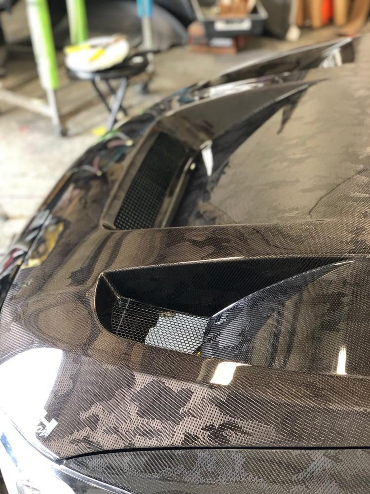 Image of Subaru VA chassis GTspec F-Type hood