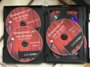 Image of Standing Up On Stage Box Set