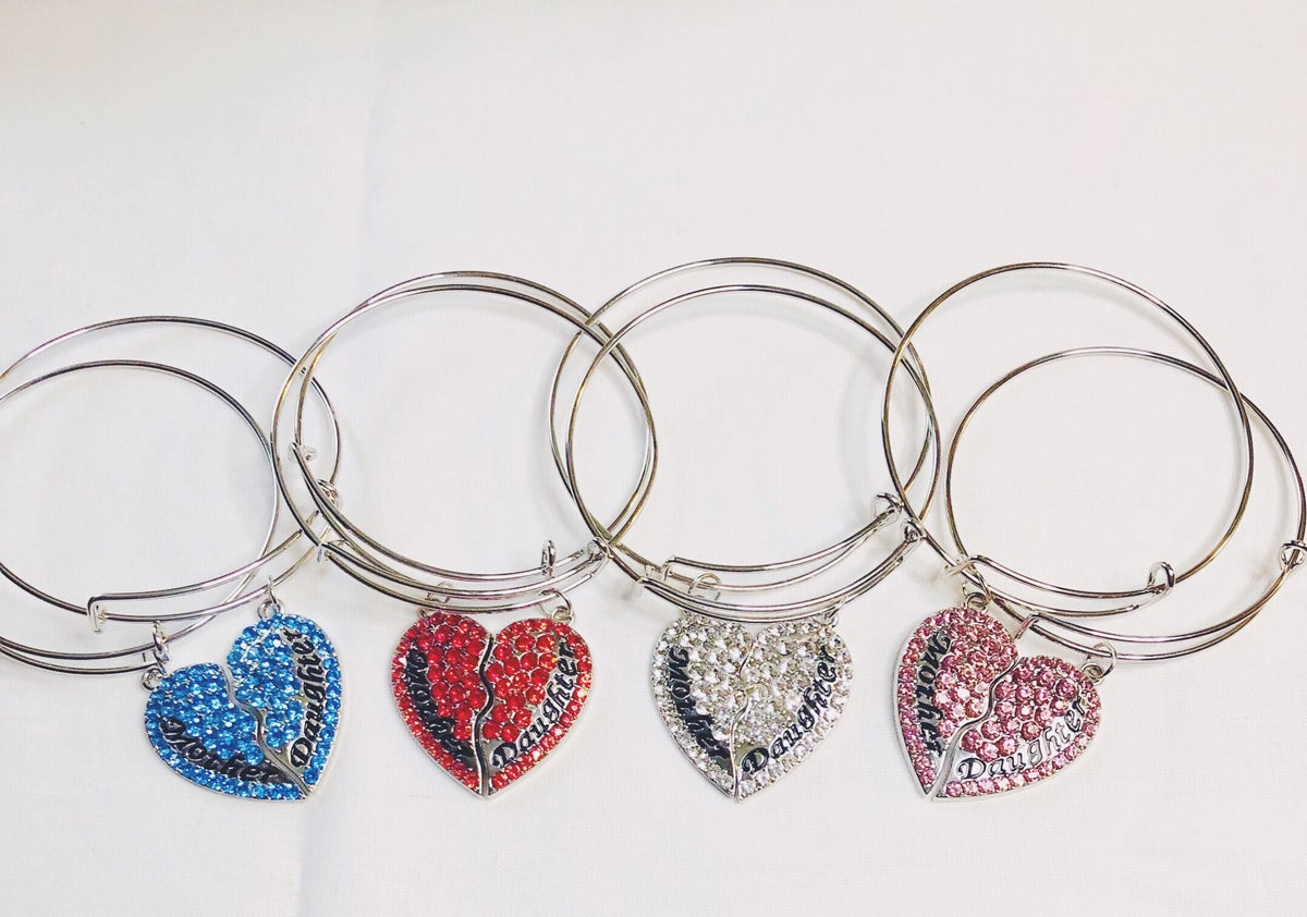 Image of Mother Daughter Bangle Set