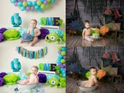 Image of 1 Year Cake smash themed sessions