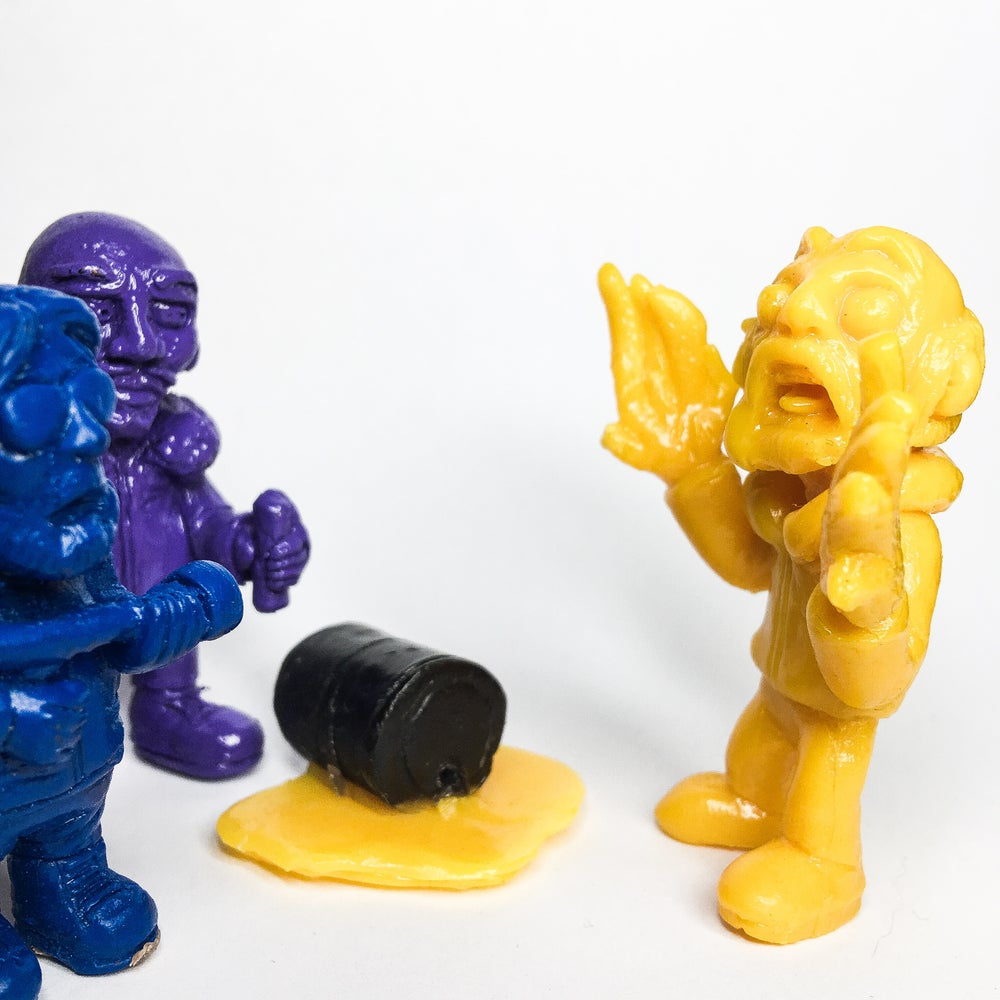 Image of The Thing Resin Minifigure Series- Bennings-Thing