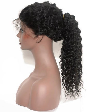 Image of 360 Deep Curly Full Lace Wig