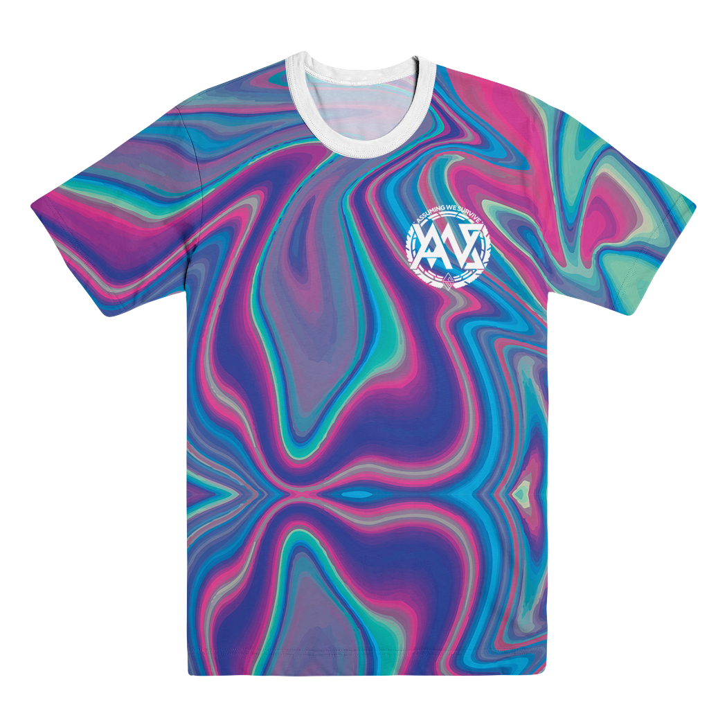 Image of Color Swirl Tee