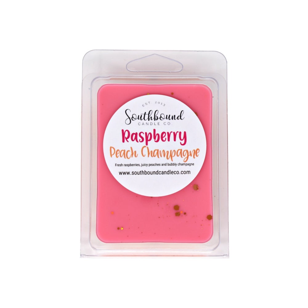 Image of Raspberry Peach Champagne Wax Melts