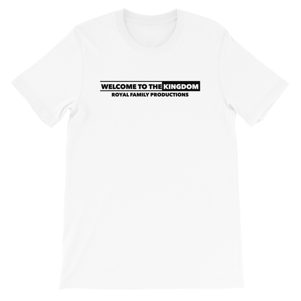 Image of Welcome To The Kingdom T-Shirt