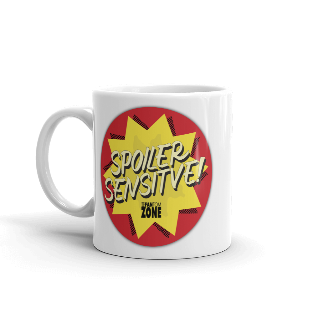 Image of Spoiler Sensitive Mug