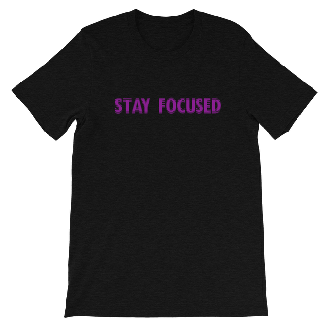 Image of Stay Focused T-Shirt