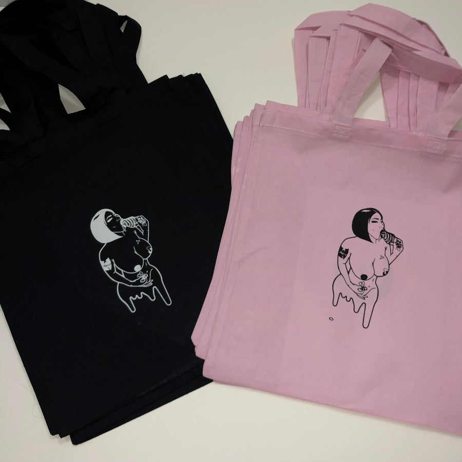 Image of Ice Cream Girl Tote
