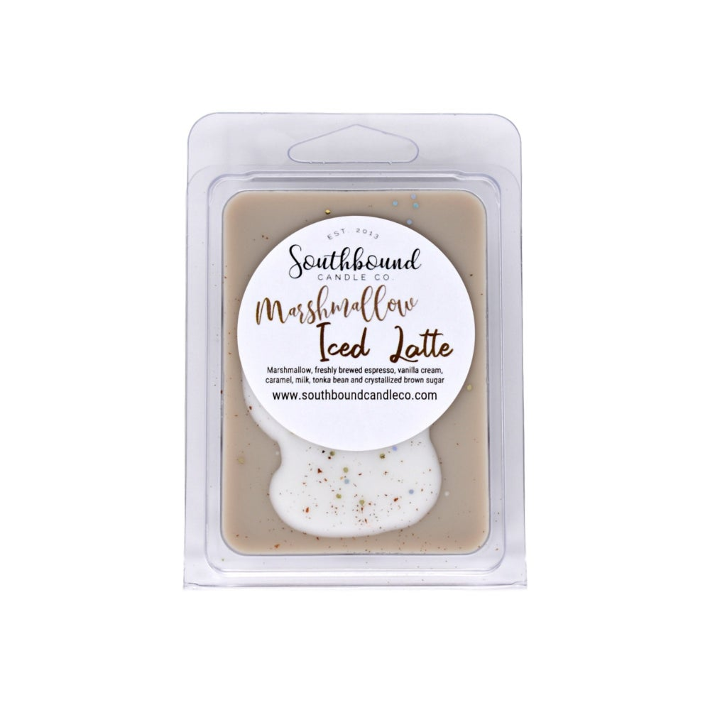 Image of Marshmallow Iced Latte Wax Melts