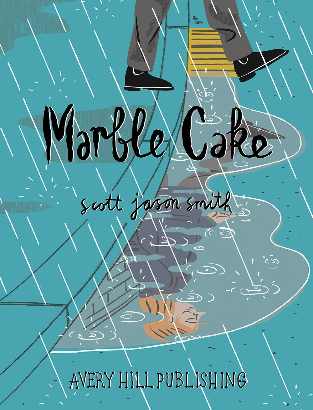 Marble Cake by Scott Jason Smith