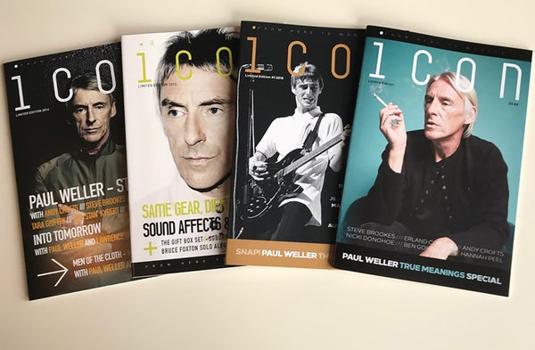 Image of The Paul Weller Magazine Collection